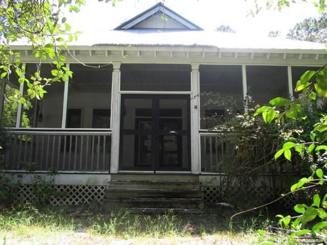 1018 Ridgeway Road SE, Darien, GA 31305 (MLS #1612615) :: Coastal Georgia Living