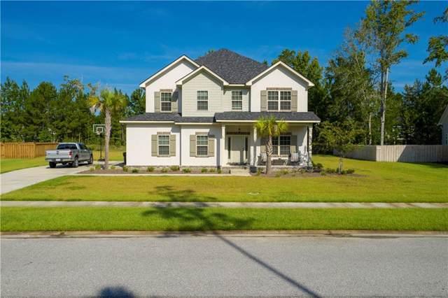 133 Belmont Circle, Brunswick, GA 31525 (MLS #1612632) :: Coastal Georgia Living