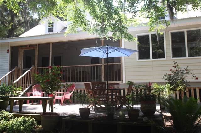 1119 Julienton Drive NE, Townsend, GA 31331 (MLS #1612675) :: Coastal Georgia Living