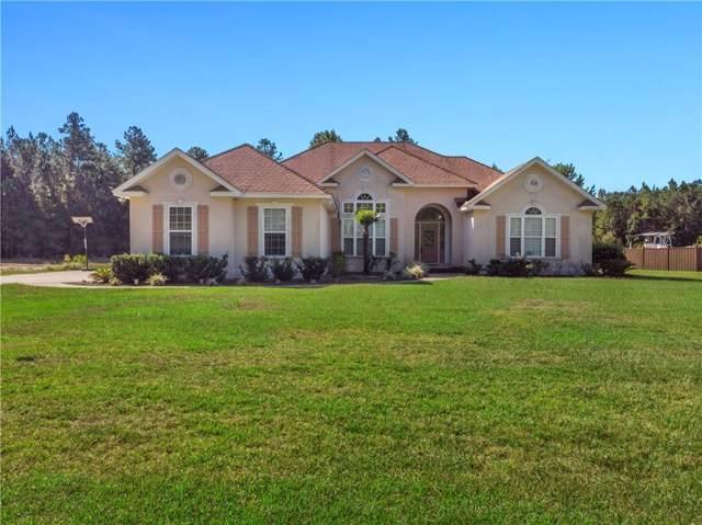 367 Belmont Circle, Brunswick, GA 31525 (MLS #1612690) :: Coastal Georgia Living