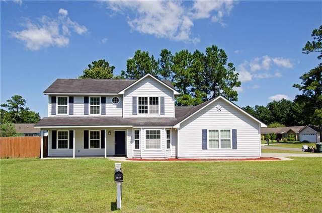 216 Grassmere Street, Kingsland, GA 31548 (MLS #1612706) :: Coastal Georgia Living