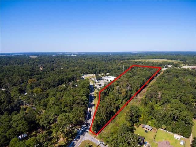 375 Chapel Crossing Road, Brunswick, GA 31525 (MLS #1612786) :: Coastal Georgia Living