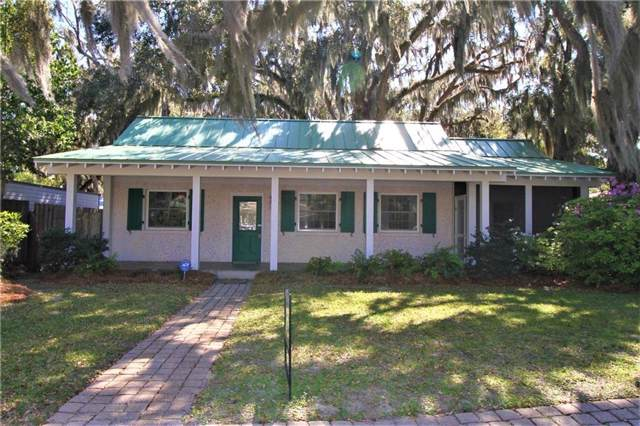 1907 1st Ave, St. Simons Island, GA 31522 (MLS #1612792) :: Coastal Georgia Living