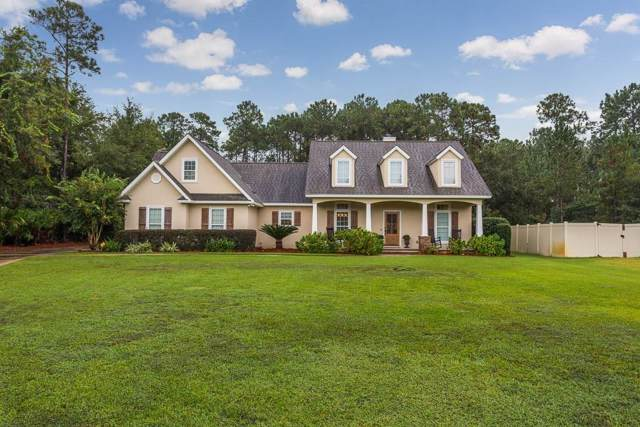 136 Wedgewood Court, Brunswick, GA 31525 (MLS #1612818) :: Coastal Georgia Living