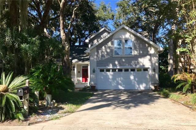 818 Kings Grant Street, St. Simons Island, GA 31522 (MLS #1612843) :: Coastal Georgia Living