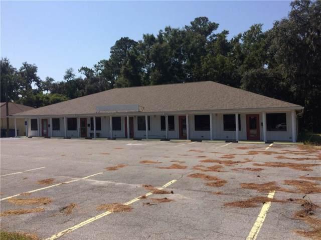 4501 New Jesup Highway, Brunswick, GA 31520 (MLS #1613970) :: Coastal Georgia Living