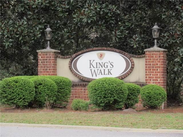 200 Crown Circle, Brunswick, GA 31525 (MLS #1614039) :: Coastal Georgia Living