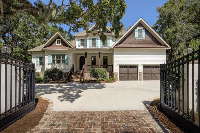 306 Broadway Street, St. Simons Island, GA 31522 (MLS #1614048) :: Coastal Georgia Living