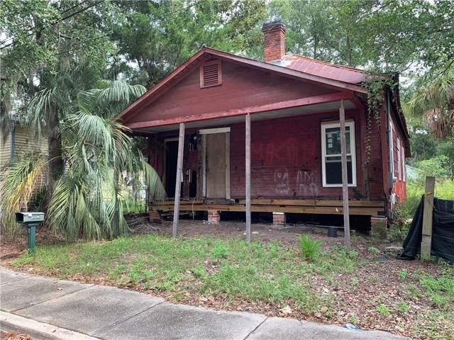 1022 Gordon Street, Brunswick, GA 31520 (MLS #1614106) :: Coastal Georgia Living