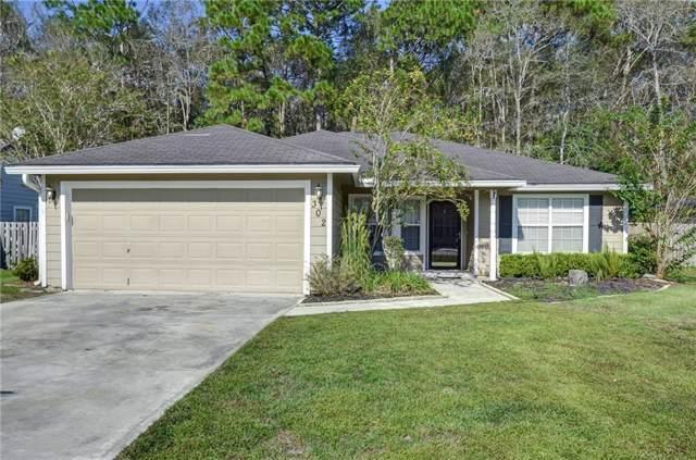 302 Windemere Drive, Kingsland, GA 31548 (MLS #1614171) :: Coastal Georgia Living