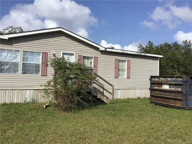 955 Picketts Mill Trail, Waynesville, GA 31566 (MLS #1614314) :: Coastal Georgia Living