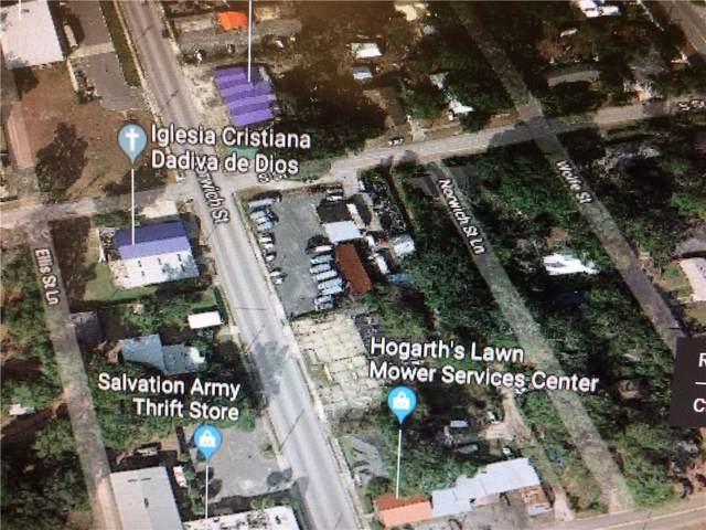 2830 Norwich Street, Brunswick, GA 31520 (MLS #1614412) :: Coastal Georgia Living