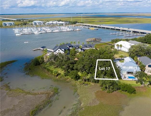 309 Yacht Club (Lot 17) Lane, St. Simons Island, GA 31522 (MLS #1614430) :: Palmetto Realty Group