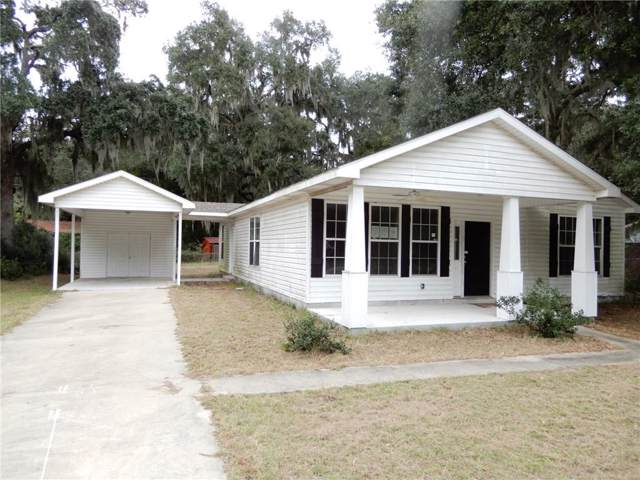 105 North End Drive, Brunswick, GA 31525 (MLS #1614469) :: Coastal Georgia Living