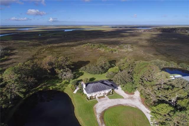 155 Old Plantation Point, St Simons Island, GA 31522 (MLS #1614478) :: Coastal Georgia Living