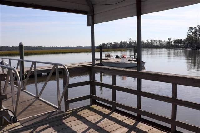 1324 Fiddler Trace NE, Shellman Bluff, GA 31331 (MLS #1614481) :: Coastal Georgia Living