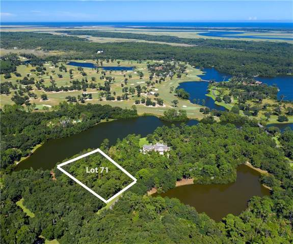 29 James Pearey (Lot 71) Lane, St. Simons Island, GA 31522 (MLS #1614504) :: Coastal Georgia Living