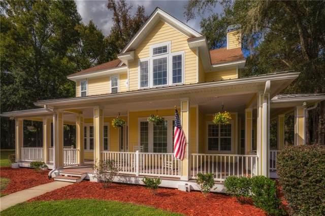 706 Hopewell Point Road, White Oak, GA 31568 (MLS #1614531) :: Coastal Georgia Living