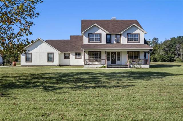 127 Hickory Ridge Court, Woodbine, GA 31569 (MLS #1614573) :: Coastal Georgia Living