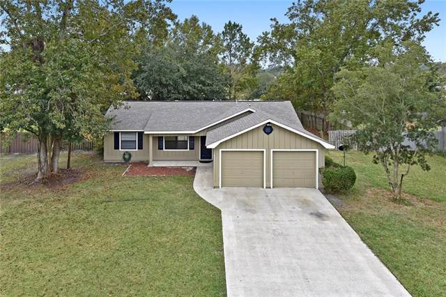 611 Greenfield Lane, St. Marys, GA 31558 (MLS #1614597) :: Palmetto Realty Group