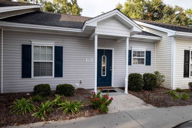 446 Moss Creek Villas Road #446, Brunswick, GA 31520 (MLS #1614615) :: Coastal Georgia Living