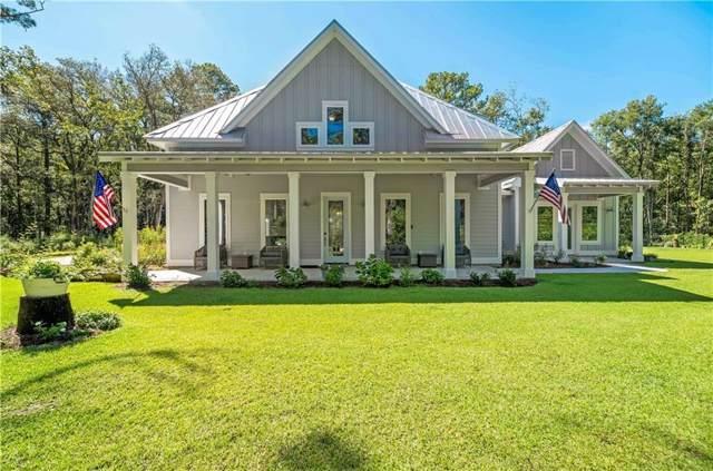 694 Brazell Lane, Kingsland, GA 31548 (MLS #1614629) :: Coastal Georgia Living