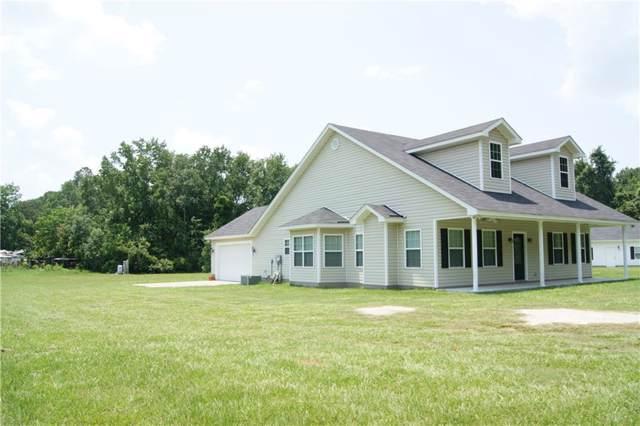 2681 Old Jesup Road, Brunswick, GA 31525 (MLS #1614633) :: Coastal Georgia Living