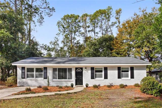 105 Fairman Ave, Brunswick, GA 31525 (MLS #1614663) :: Coastal Georgia Living