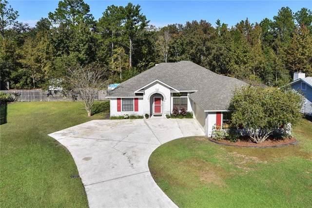 213 N Woodvalley Drive, Kingsland, GA 31548 (MLS #1614683) :: Palmetto Realty Group