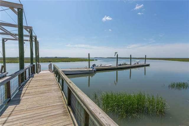 Lot 33 Barbour Island, Townsend, GA 31331 (MLS #1614696) :: Coastal Georgia Living