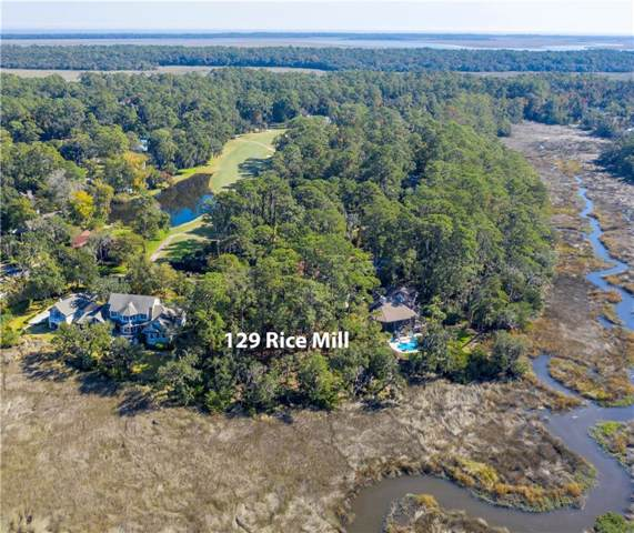 129 Rice Mill Drive, St. Simons Island, GA 31522 (MLS #1614774) :: Coastal Georgia Living