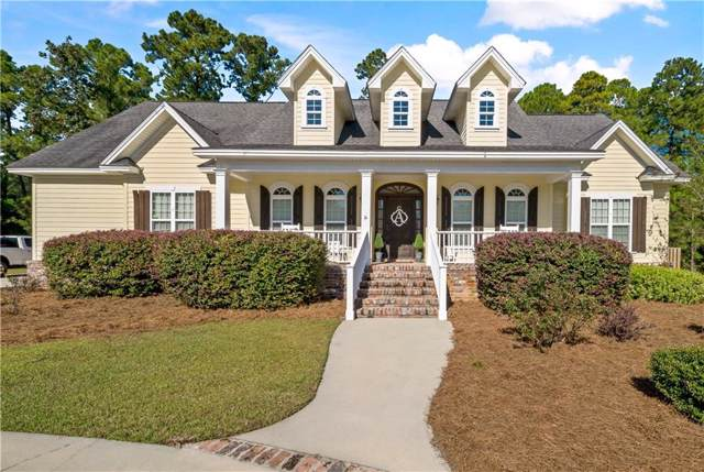 24 Ruddyduck Court, Brunswick, GA 31523 (MLS #1614799) :: Coastal Georgia Living