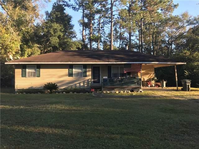 116 Pinewood Road, Brunswick, GA 31525 (MLS #1614809) :: Coastal Georgia Living