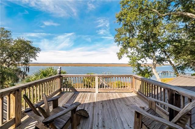 32 Barbour Island, Townsend, GA 31331 (MLS #1614862) :: Coastal Georgia Living
