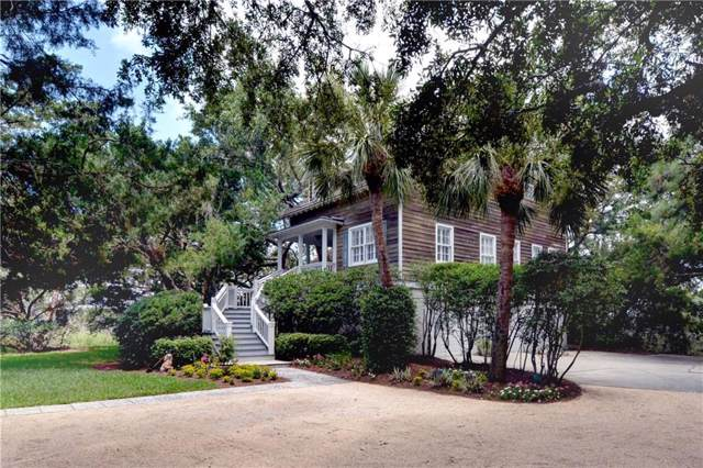 126 Riverview Drive, St Simons Island, GA 31522 (MLS #1614866) :: Coastal Georgia Living