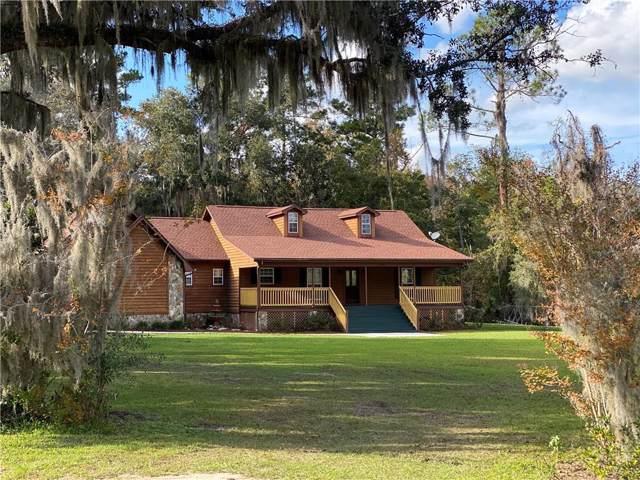 3695 Harrietts Bluff Road, Woodbine, GA 31569 (MLS #1614877) :: Coastal Georgia Living
