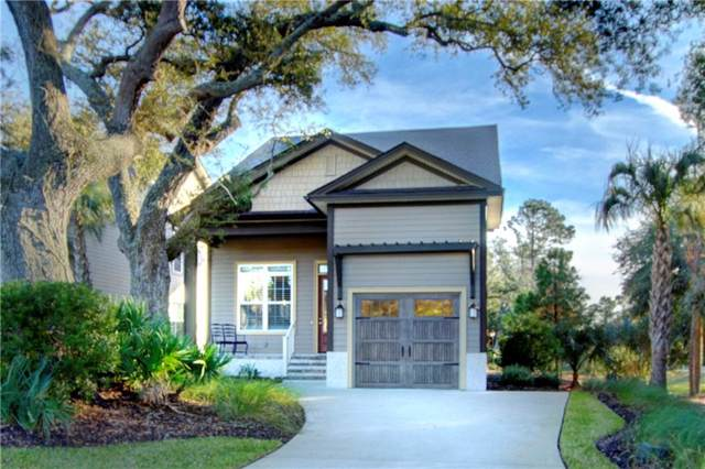 199 Turtle Track Lane, Jekyll Island, GA 31527 (MLS #1614883) :: Coastal Georgia Living