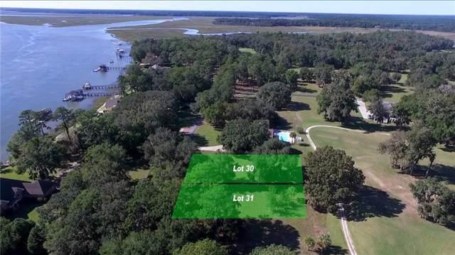 30 Sutherland Bluff Drive, Townsend, GA 31331 (MLS #1614938) :: Coastal Georgia Living