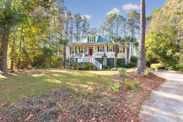 1237 Winterberry Drive NE, Townsend, GA 31331 (MLS #1615108) :: Coastal Georgia Living