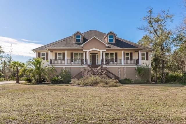 194 Barrington Oaks Drive, Brunswick, GA 31523 (MLS #1615150) :: Coastal Georgia Living