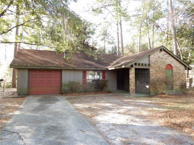 132 S Palm Drive, Brunswick, GA 31525 (MLS #1615184) :: Palmetto Realty Group