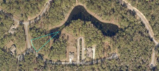 31 Turtle Dove Drive, Waverly, GA 31548 (MLS #1615296) :: Coastal Georgia Living