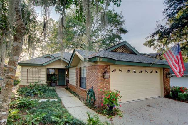 19 Bay Tree, St. Simons Island, GA 31522 (MLS #1615327) :: Coastal Georgia Living