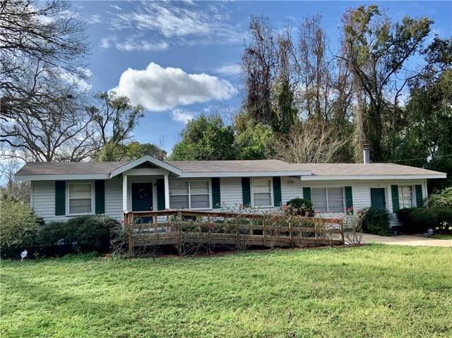 122 Burney Road, Brunswick, GA 31523 (MLS #1615334) :: Coastal Georgia Living