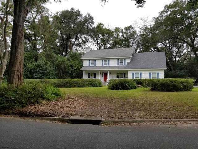 101 Vassar Point Drive, St. Simons Island, GA 31522 (MLS #1615381) :: Coastal Georgia Living