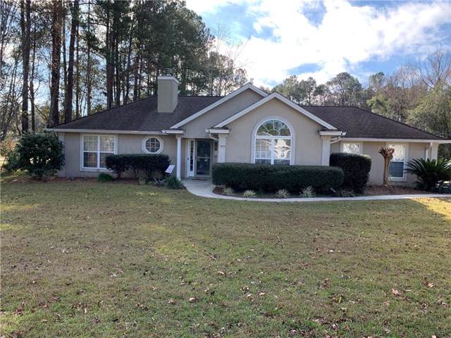 105 Shadowlake Drive, Brunswick, GA 31525 (MLS #1615394) :: Coastal Georgia Living