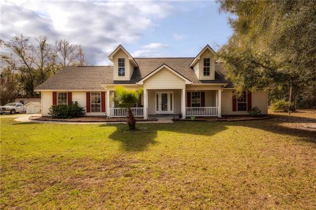 311 Wainright Road, Kingsland, GA 31548 (MLS #1615397) :: Coastal Georgia Living