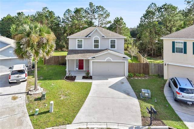 166 Pine Bluff Blvd W, Kingsland, GA 31548 (MLS #1615406) :: Coastal Georgia Living