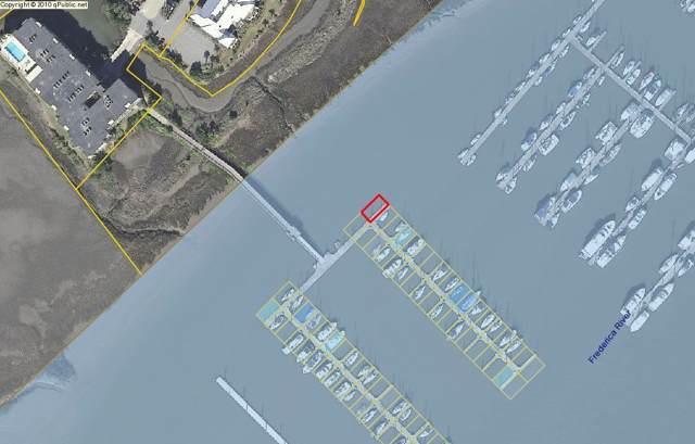 100 Marina Drive B-19, St. Simons Island, GA 31522 (MLS #1615408) :: Palmetto Realty Group