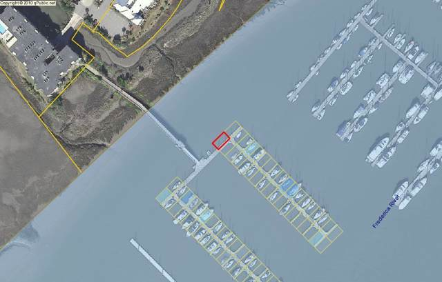 100 Marina Drive B-1, St. Simons Island, GA 31522 (MLS #1615409) :: Palmetto Realty Group
